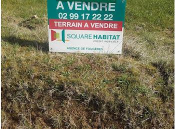 terrain à Parigne (35)
