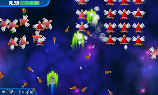 Chicken Invaders 3 1.36ggl screenshots 2