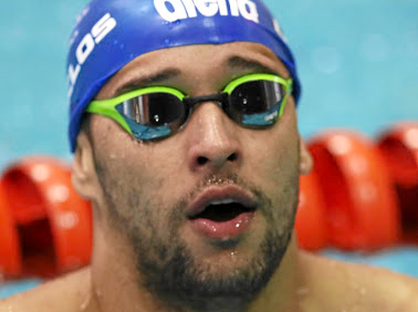 Chad le Clos. Picture: SUPPLIED