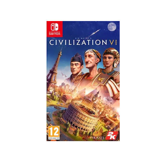 Civilization VI (Nintendo Switch Download Code Only)