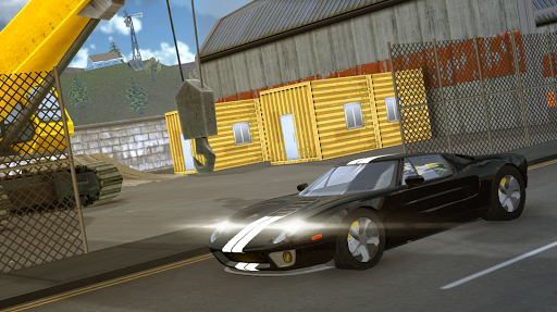 Extreme Full Driving Simulator  screenshots 2