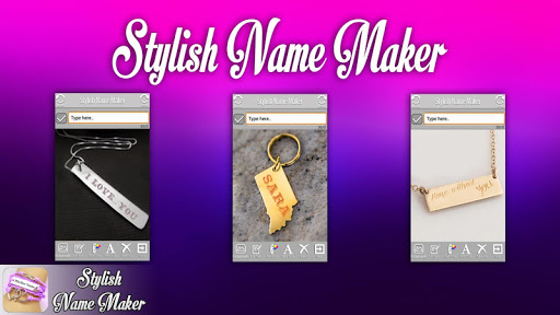 Stylish Name Maker 1.0 screenshots 3