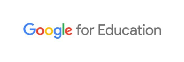 Logo van Google for Education