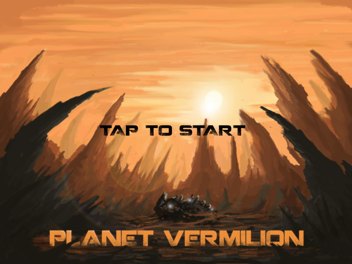Planet Vermilion- screenshot