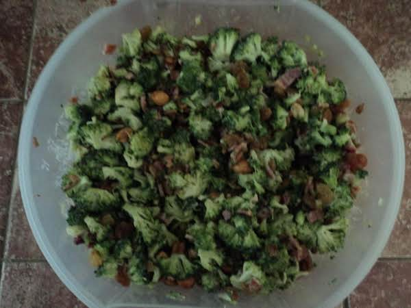 Brocolli Salad Recipe