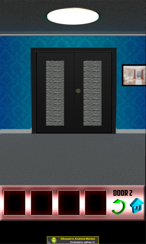 Скриншот 100 Doors