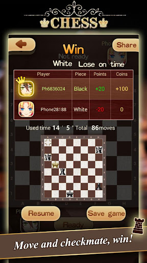 Chess Kingdom: Free Online for Beginners/Masters apkmr screenshots 6