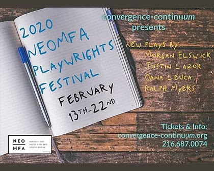 NEOMFA Playwrights Festival