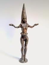 """Photo: """"Schamanin"""", 2009, 250,00, Höhe 23cm"""