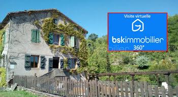 maison à Bruniquel (82)