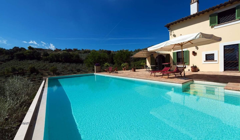 Villa avec jardin et terrasse Pérouse