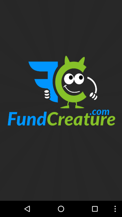 Fundcreature- screenshot