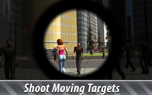 Contract Crime Sniper 3D - náhled