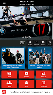 America's Cup- screenshot thumbnail