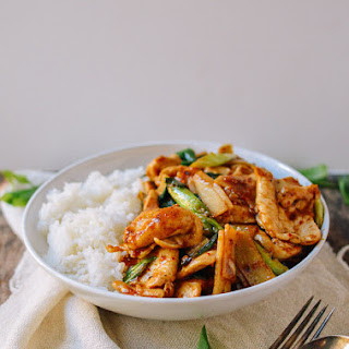 Spicy Chicken Stir-Fry Recipe