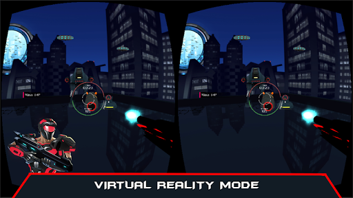 VR AR Dimension - Robot War Galaxy Shooter android2mod screenshots 10