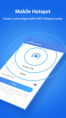 Network Protector—Security & Speed Test - screenshot