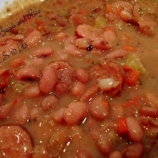 Red Beans and Andoille Sausage Recipe