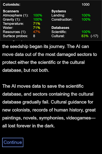 Seedship 1.2.8 screenshots 3