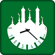 Muslim Prayer Times : Namaz Time && Qibla Compass