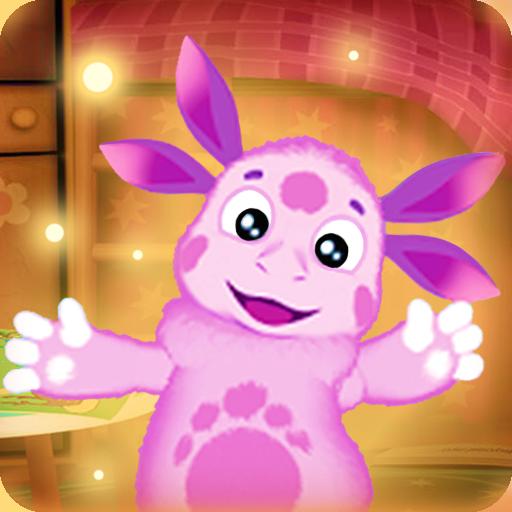 Moonzy. Mini-jeux pour enfants