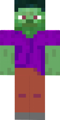 The Lost Traveler from Game Therory's Minecraft Videos. Improved and HD. I'm the same guy that made the SD version.