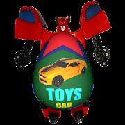 Eggs Transformers Cars