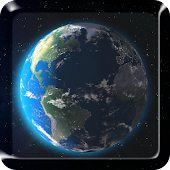 3D Earth Live Wallpaper PRO HD
