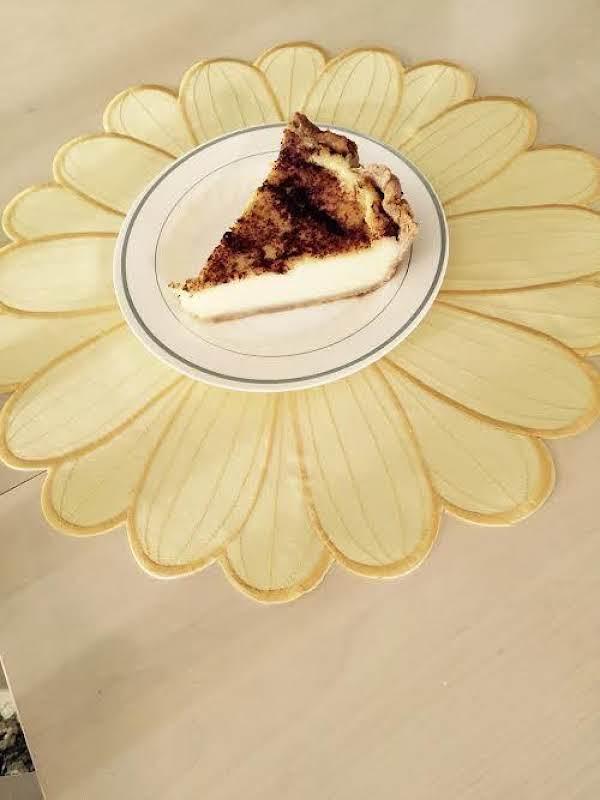Old Fashioned Sugar Cream Pie Recipe