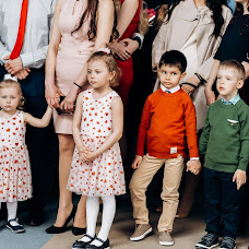 Wedding photographer Yuriy Khoma (yurixoma). Photo of 24.07.2018