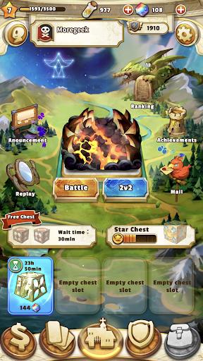 Omega Force: Battle Arena 1.3.2 screenshots 6