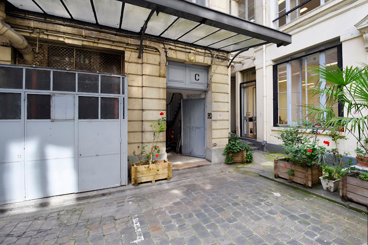 Exterior of 2 bedroom Apartment in Montorgueil