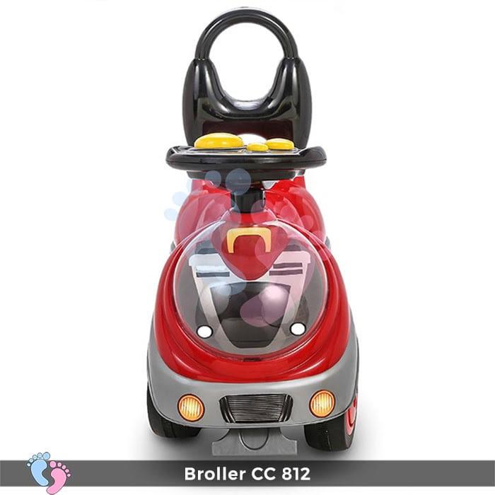 Xe chòi chân trẻ em Broller CC YH-812 2