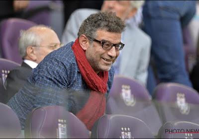 Maged Samy, l'ancien président du Lierse a engagé une action en justice contre Mouscron et la Pro League