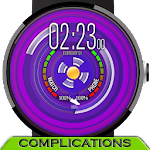 Colorful Lights Watch Face Icon