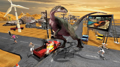 Dinosaur Games Simulator 2018  captures d'écran 3