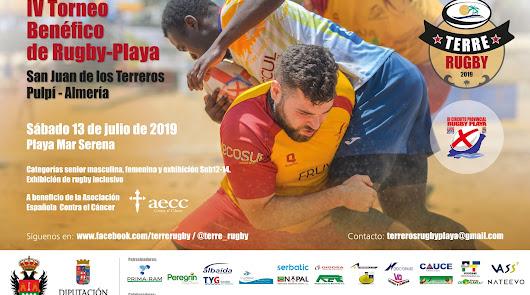 TERRERUGBY se consolida como el torneo de rugby-playa