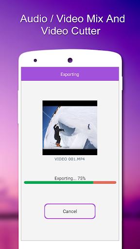 Audio / Video Mix,Video Cutter  screenshots 4