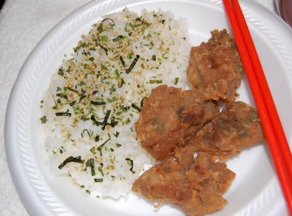 Mochiko Chicken Bites Recipe