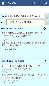 Honolulu Transit Info screenshot 5