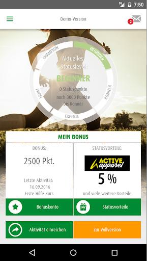 AOK Bonus-App 3.12.03 app download 1