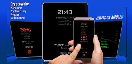 Always On Display, AMOLED (CryptoWake) - Apps on Google Play