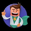 0 to Billionaire: Clicker Game icon