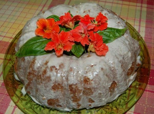 Funeral Pound Cake With Glaze Recipe