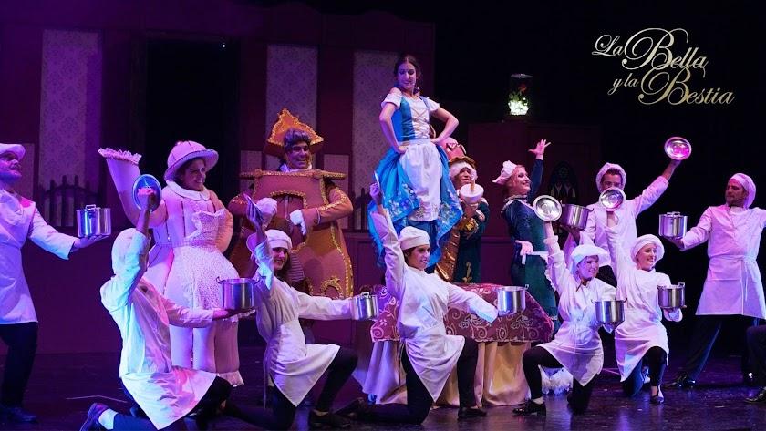 Teatro Infantil los jueves por la tarde  en el Auditorio de Roquetas
