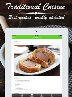 English food cookbook android apps on google play english food cookbook screenshot thumbnail forumfinder Image collections