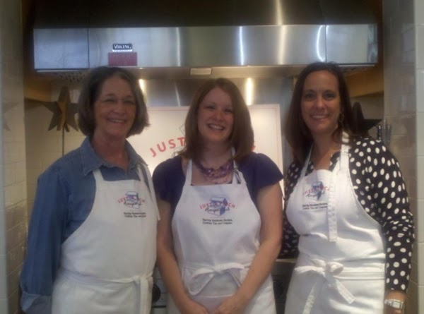 Janet, Leah Stacey, Missy Wimpelberg