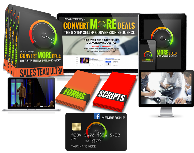 Sean Terry – Convert More Deals