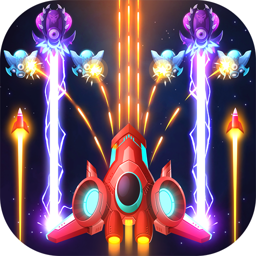 Air Strike - Galaxy Shooter APK Cracked Download