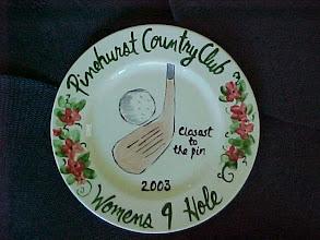 Photo: Tournament Prize